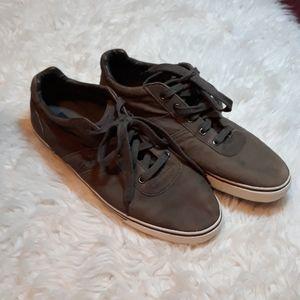 Polo greyish green sneakers
